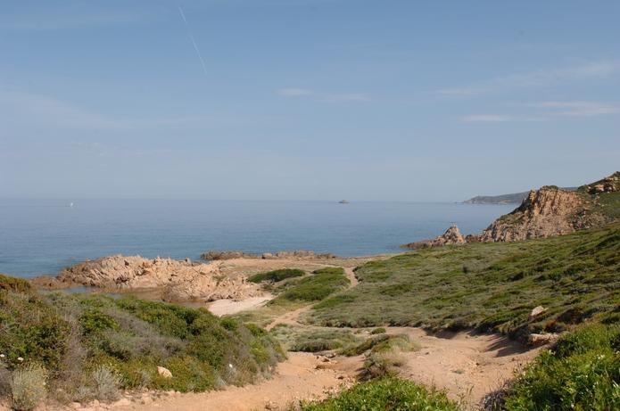 Les paysages du Trail Napoléon.
