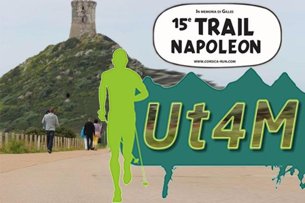 UT4M - Trail Napoléon - Course Amie