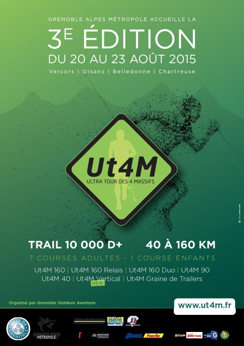 Course Amie- L'UT4M Du 20 au 23 Août 2015