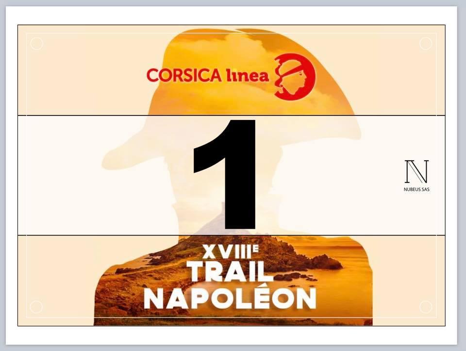 Retrait des dossards 18ème Trail Napoléon