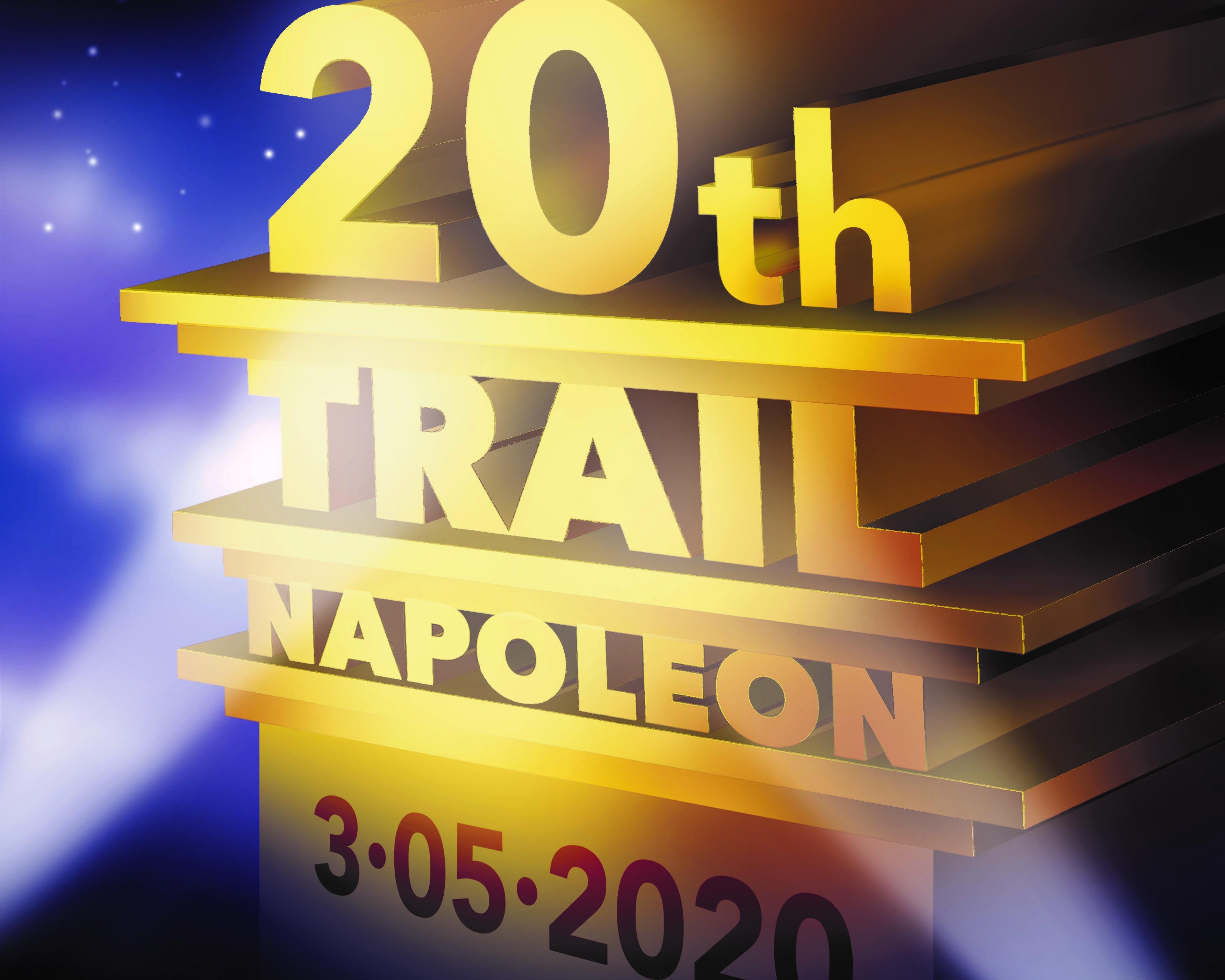 Inscriptions Trail Napoléon 2019
