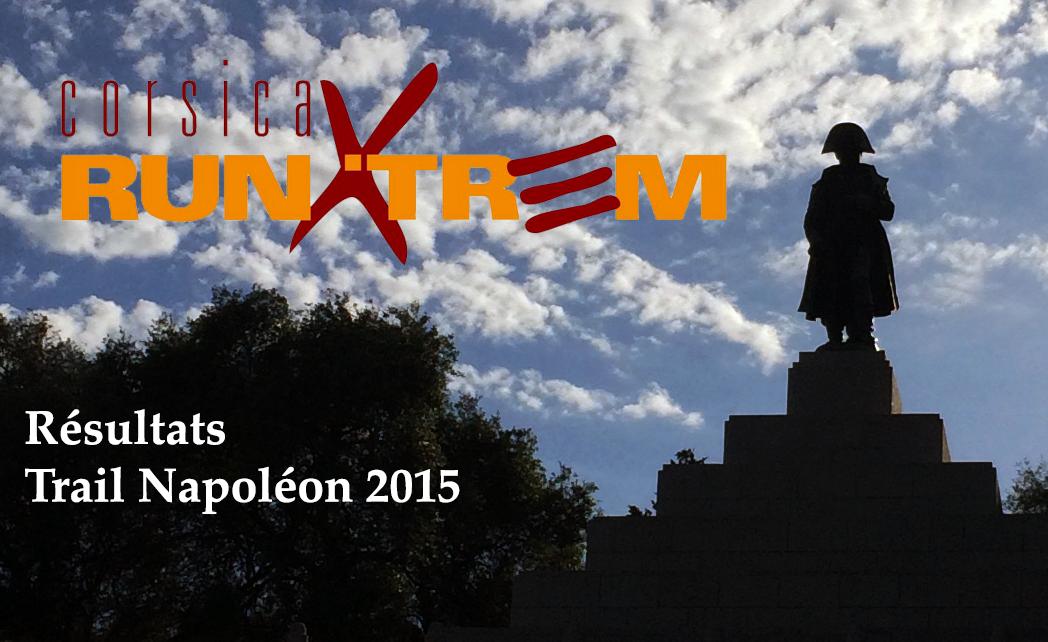 Resultats Trail Napoléon 2015 (43 km et 16 km)