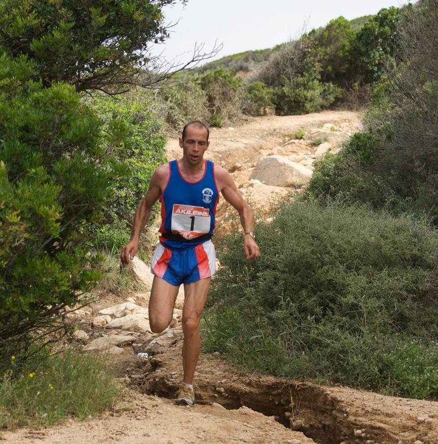 Le vainqueur 2007 en difficulté, Christophe Darboux